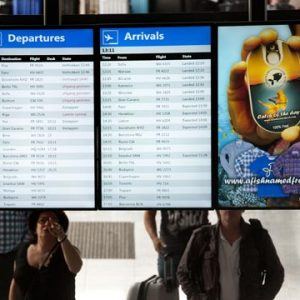 """""""Keep passengers informed with up-to-date travel information"""" is locked Keep passengers informed with up-to-date travel information"""