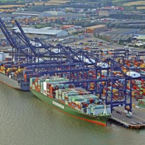 Digital signage turns tide communication across port