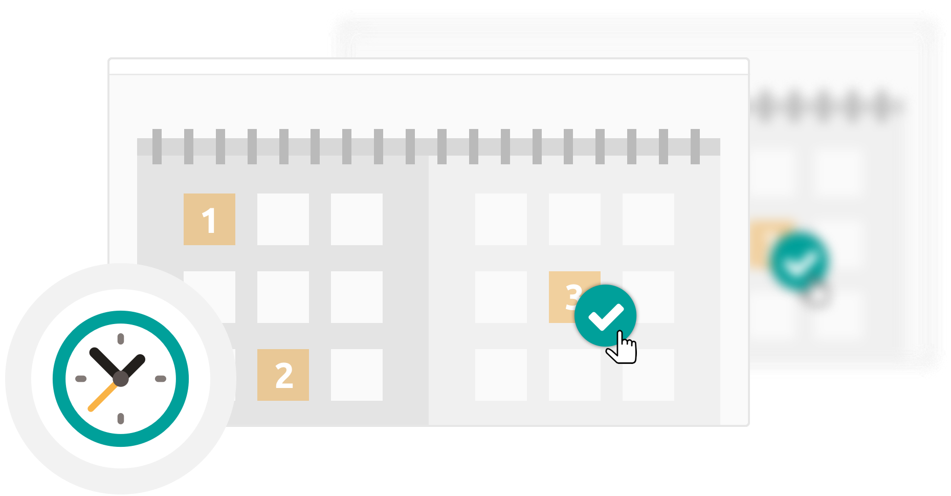Pads4 scheduler