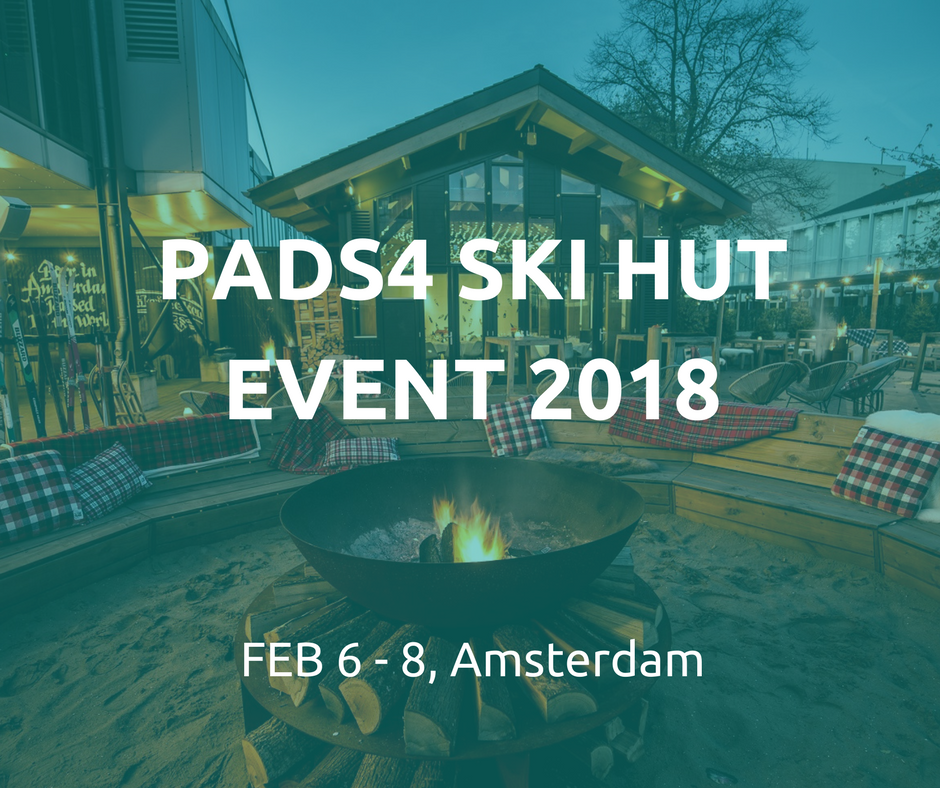 PADS4 Ski Hut Event 2018