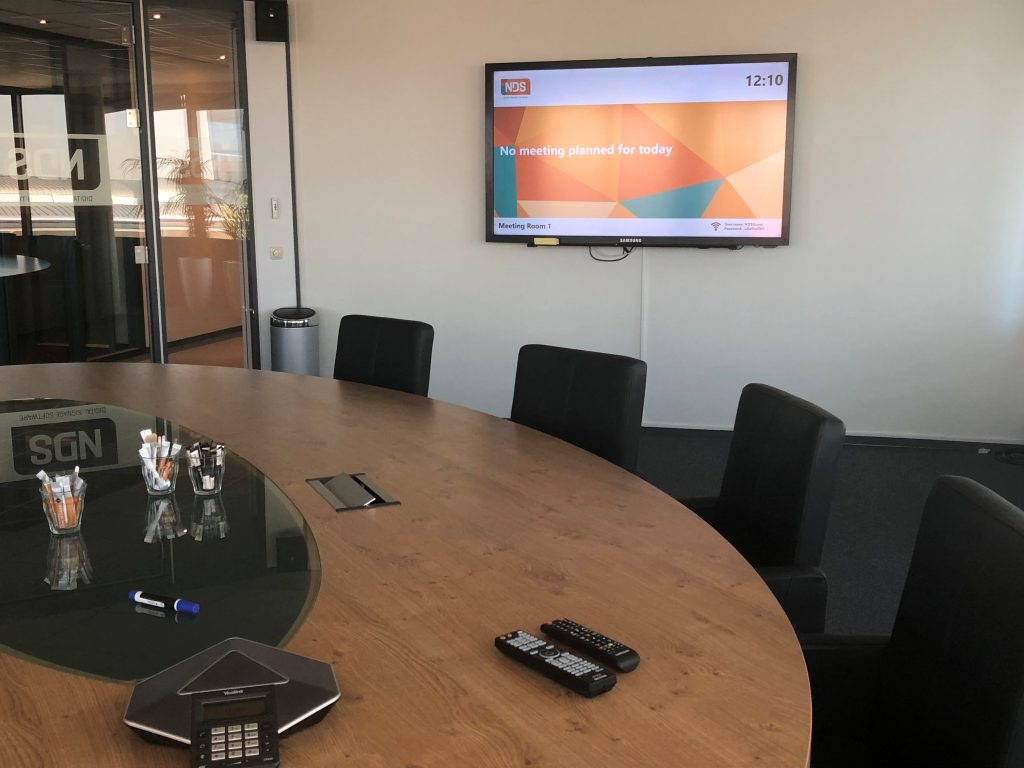 meeting room met PADS4